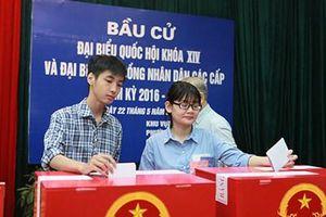 Bộ Nội vụ hướng dẫn nghiệp vụ công tác tổ chức bầu cử