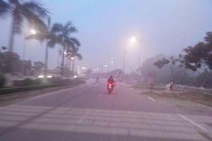Hà Nội: Chất lượng không khí nhiều nơi vẫn ở mức kém