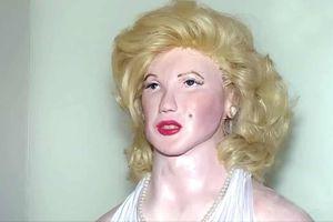 Nghệ sĩ Brazil gây tranh cãi với tượng sáp bất thường