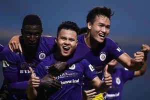 CLB Hà Nội bay cao khi nhẹ gánh trước thềm V.League 2021