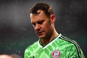 Báo động cho Bayern Munich