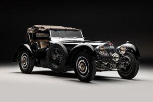 Bugatti Type 57S đời 1937 có thể có giá trên 6,7 triệu USD