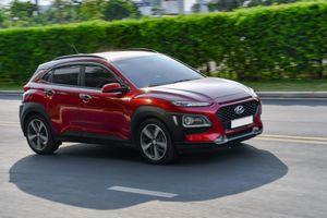 Hyundai Kona bán chạy nhất nhóm SUV hạng B trong năm 2020