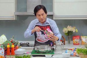 Sao Việt rủ nhau tham gia Vedan cooking challenge