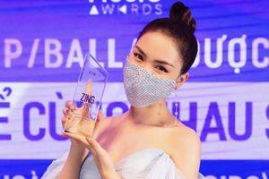 Chiến thắng của Hòa Minzy ở Zing Music Awards 2020