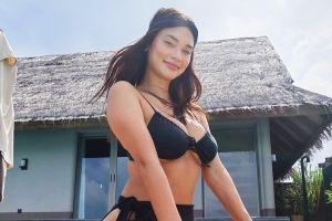 Hoa hậu Pia Wurtzbach chuộng diện đồ gợi cảm