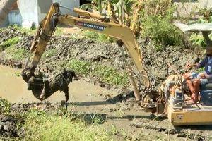 Quản lý hiệu quả bùn nạo vét từ công trình thủy lợi