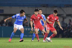 Lịch thi đấu vòng 1 V-League 2021