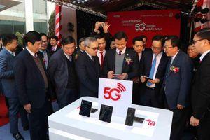 Triển khai mạng 5G đầu tiên trong khu công nghiệp