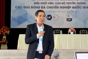 Năm 2021, LĐBĐ Việt Nam kiên quyết loại bỏ hành vi phi thể thao