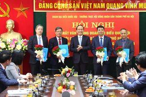 Ra mắt Văn phòng Đoàn đại biểu Quốc hội và HĐND thành phố Hà Nội