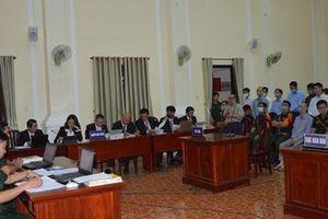 Xét xử vụ án tại Tổng Công ty Xây dựng Lũng Lô: Lê Quang Hiếu Hùng đối diện 30 năm tù