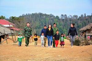 Tình quân dân nơi đầu nguồn biên giới
