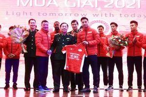 Câu lạc bộ Viettel đặt mục tiêu bảo vệ chức vô địch V.League