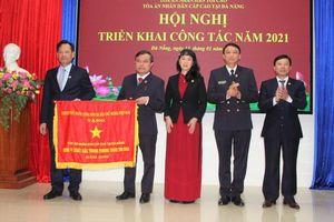 TAND Cấp cao tại Đà Nẵng triển khai công tác năm 2021