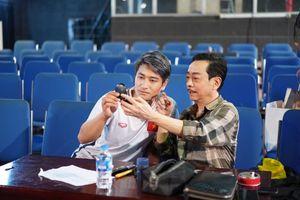 Chàng sinh viên Điện ảnh đến từ Thái Nguyên từng là cảnh sát cơ động đạt nhiều thành tích