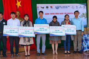 Trí thức Khoa học Trẻ Tình nguyện TP. HCM đến Tây Nguyên