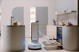 Robot - 'người hùng' thời kỳ dịch bệnh
