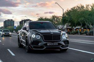 Bentley Bentayga bỏ mác doanh nhân thành 'tay chơi khét tiếng'