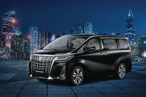 'Chuyên cơ mặt đất' Toyota Alphard 2021 hơn 4,2 tỷ tại Việt Nam