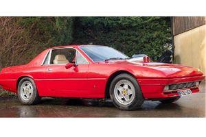 'Siêu bán tải' Ferrari 412 độc nhất thế giới chỉ 600 triệu đồng