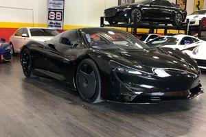 Đại gia bí ẩn Mỹ tậu siêu xe McLaren Speedtail hơn 56 tỷ đồng