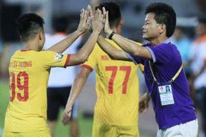Thi đấu trận khai màn V.League trên 'chảo lửa' Thiên Trường, Nam Định đặt mục tiêu khiêm tốn