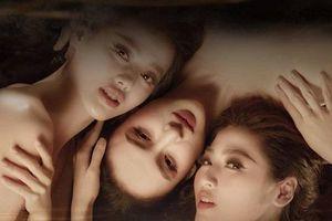 Angela Phương Trinh úp mở chuyện tái xuất với loạt ảnh nóng bỏng với Tú Anh, Khánh Linh