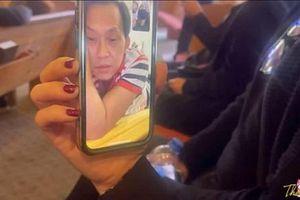 Xót xa hình ảnh NSƯT Hoài Linh tiều tụy, suy sụp khi tiễn đưa người dì quá cố