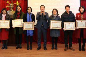 Tư pháp quận Nam Từ Liêm tích cực góp phần xây dựng Tư pháp Thủ đô