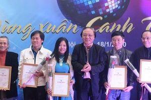 78 tác phẩm xuất sắc giành giải thưởng của Hội Nhạc sĩ Việt Nam