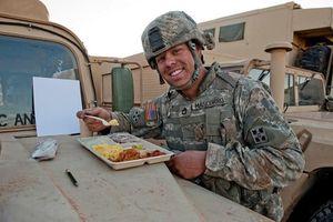 Lính Mỹ, Nga, Trung Quốc ăn gì khi đánh trận?
