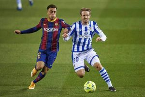 Vắng Messi, Barca mướt mồ hôi vào chung kết Siêu Cúp Tây Ban Nha