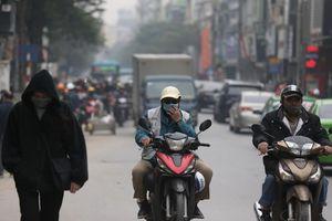 Ô nhiễm không khí Hà Nội kéo dài