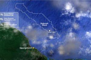 Venezuela quyết tâm tranh chấp lãnh thổ với Guyana trong khu vực có lượng dầu lớn ngoài khơi