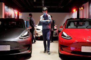Trung Quốc: Doanh số xe ôtô thân thiện môi trường tăng mạnh trong năm 2020