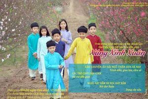 Ngày hội văn hóa Xúng xính Xuân