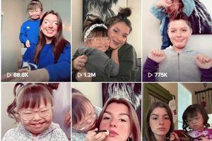 Chị gái khoe tài em trên TikTok bất ngờ nổi tiếng khắp cõi mạng