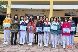 'Cú đúp' giải nhất kỳ thi học sinh giỏi tỉnh lớp 9 của thành phố Hà Tĩnh