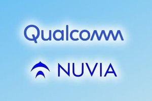 Qualcomm thách thức Apple, Intel khi mua lại công ty chip Nuvia