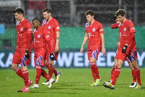 Đội bóng hạng 2 biến Bayern Munich thành cựu vương tại DFB Cup