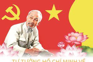 Tư tưởng Hồ Chí Minh về 'Nâng cao đạo đức cách mạng, quét sạch chủ nghĩa cá nhân'