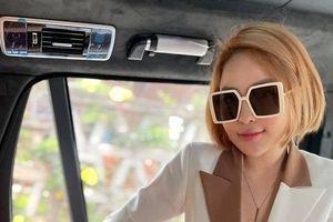 Hot girl Trâm Anh nói về tin đồn thất tình: 'Tình yêu chỉ là gia vị'