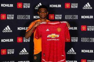 Tân binh Amad Diallo ra mắt M.U