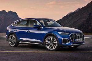 Audi Q5 Sportback 2021 chốt giá hơn 1,1 tỷ đồng