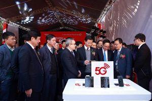 Viettel khai trương 5G tại khu công nghiệp Yên Phong I, Bắc Ninh