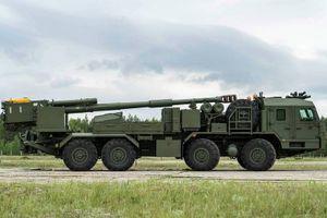 Nga công bố thời điểm thử nghiệm pháo tự hành 2S43 'Malva'