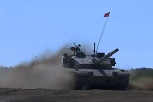Vì sao xe tăng Type 96 được gọi là 'T-72 của Trung Quốc?