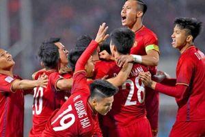 HLV Park Hang-seo, tuyển Việt Nam nhận thêm tin vui tại vòng loại World Cup