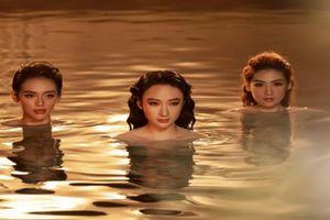 Angela Phương Trinh tái xuất showbiz trong dự án mới cùng Á hậu Tú Anh và Khánh Linh The Face